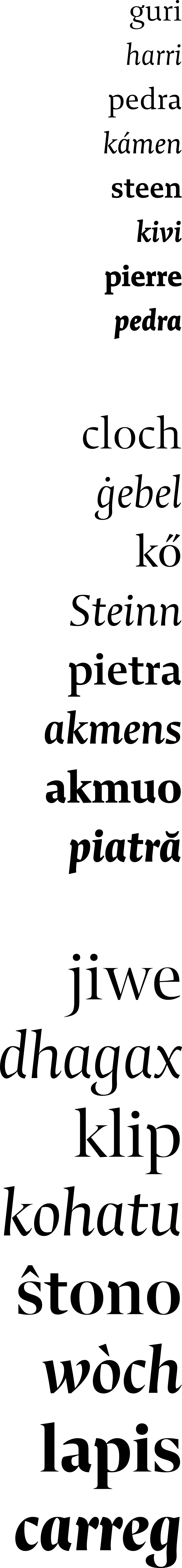 Image-languages