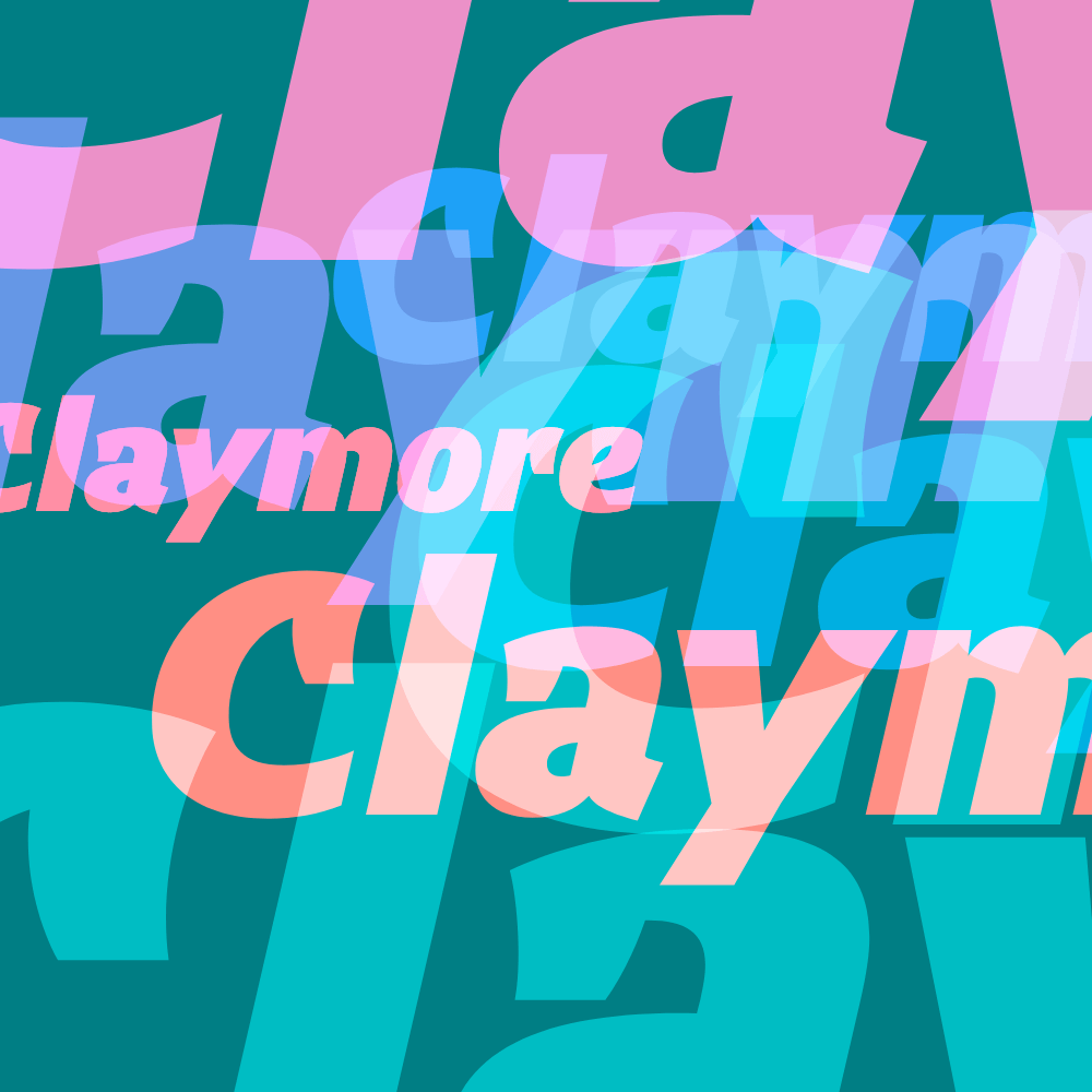 Claymore.